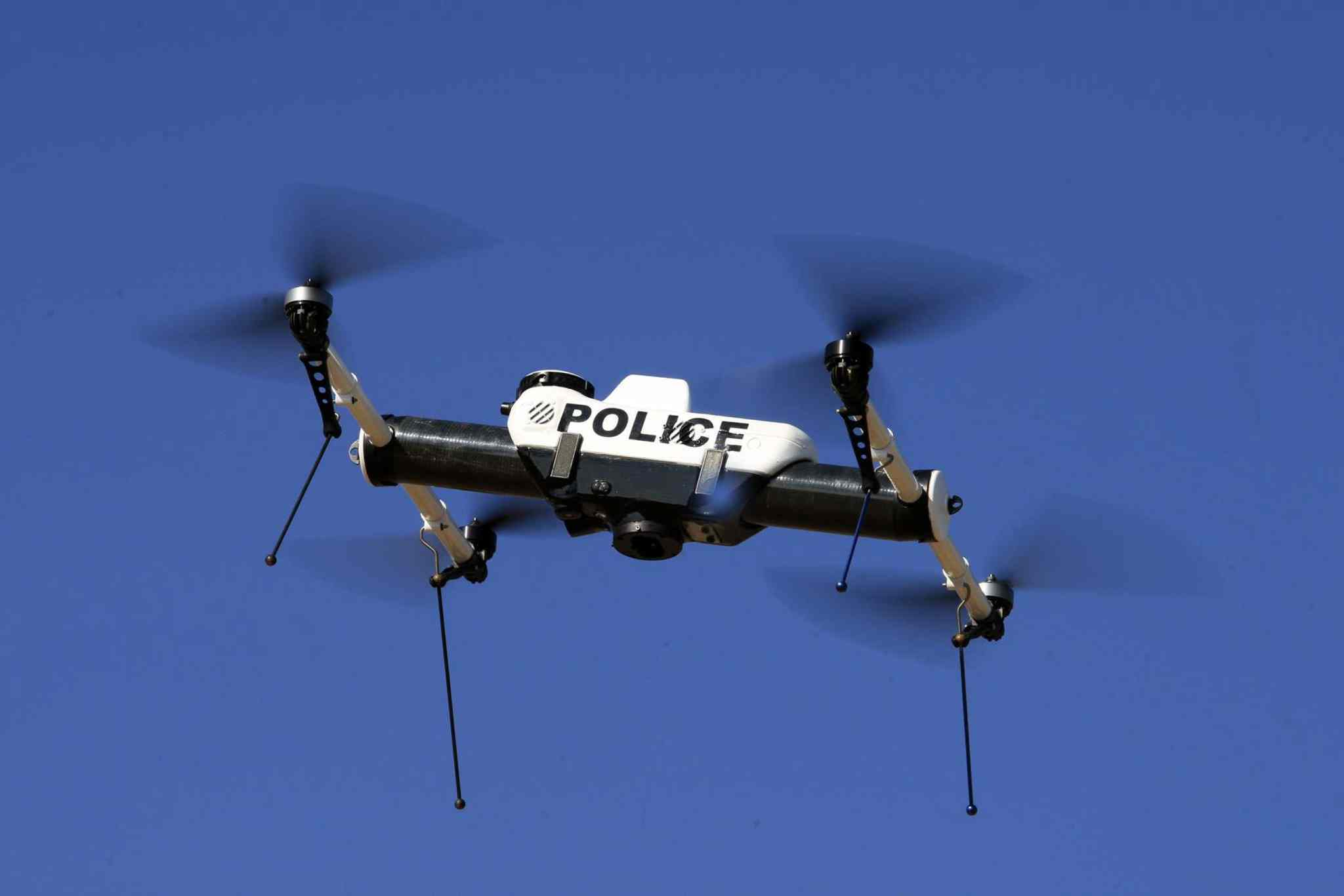 Department Of Justice Releases Drone Policy For Law Enforcement