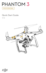 Drone User's Manual