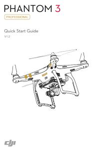 Drone User's Manual