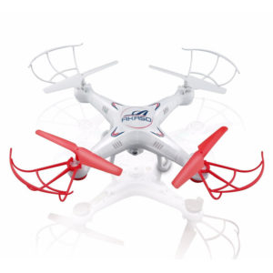 Akaso X5C 4CH 2.4GHz 6-Axis Gyro Headless RC Quadcopter
